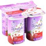 ¿El yogur desnatado engorda? ¡conoce sus beneficios!