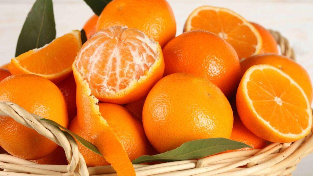 la mandarina engordan