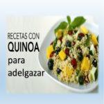 Recetas con quinoa para adelgazar ¡21 ideales para ti!