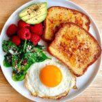 Desayunos saludables ¡Los mejores para ti!